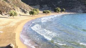 Fine Sand (Psili Ammos) beach