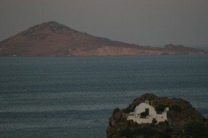 Chiliomodi island